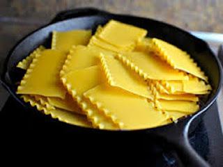 Gambar Lasagna