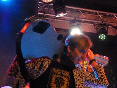 Fleshtones concierto 16 Toneladas 4