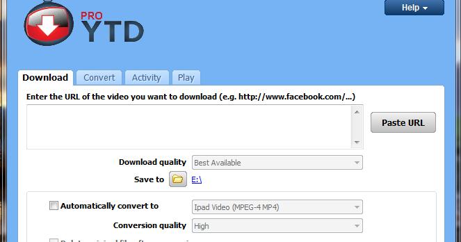 Free youtube video downloader resume
