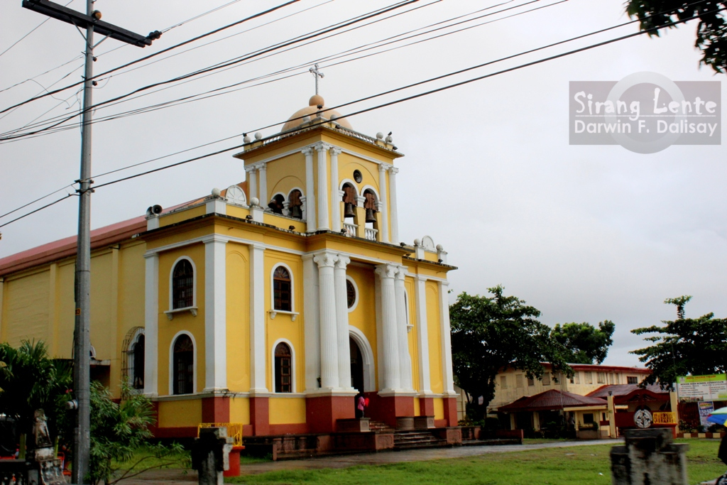 SIRANG LENTE: Old Churches in Bicol - a Must Visit