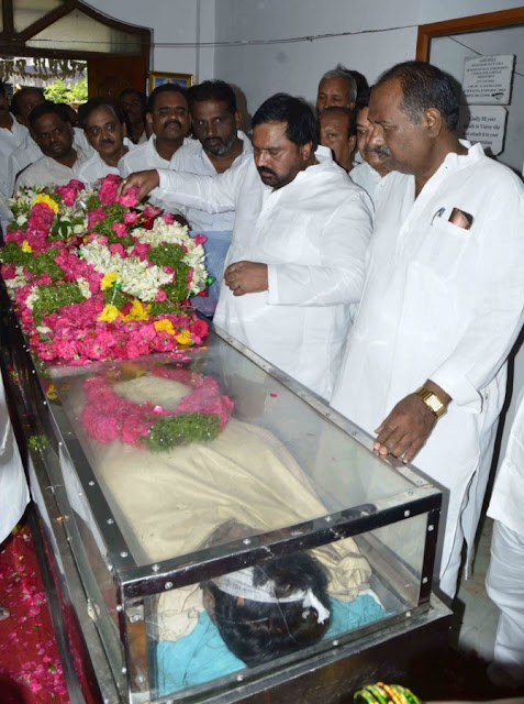 Vaishnav Bandaru Son Death..
