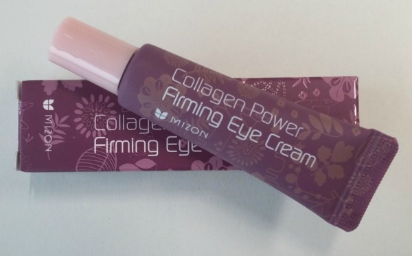 Mizon Collagen Power Firming Eye Cream: hidratante de ojos