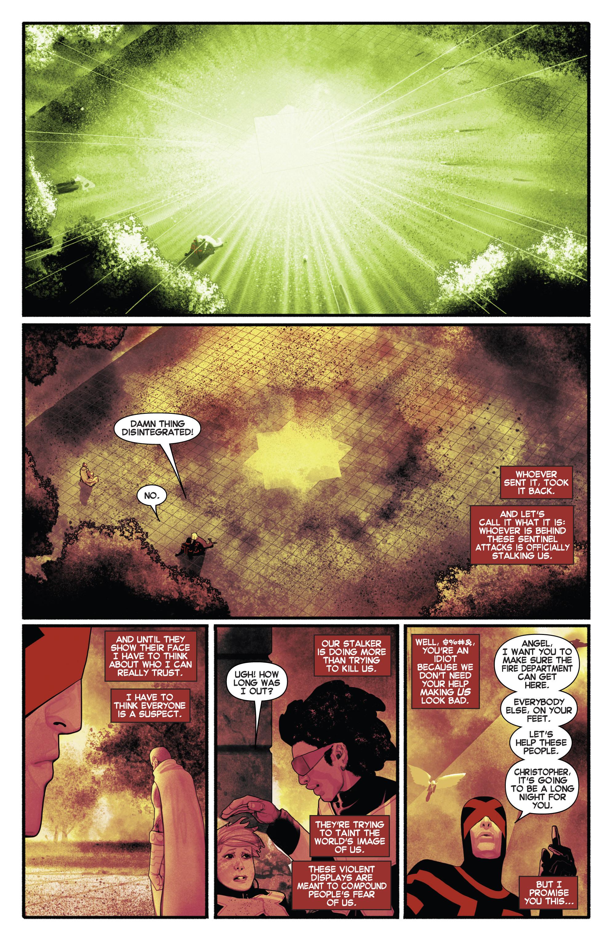 Read online Uncanny X-Men (2013) comic -  Issue # _TPB 2 - Broken - 114