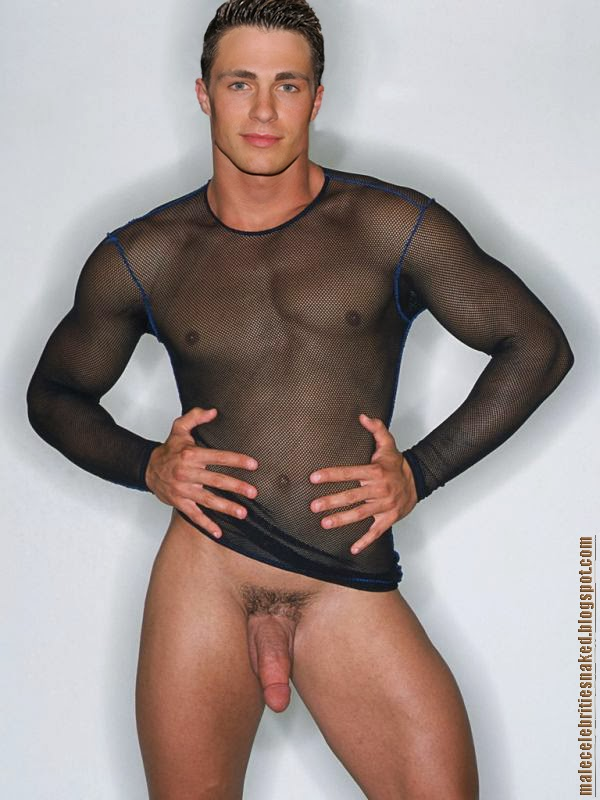 Pity, that Colton haynes nude fakes