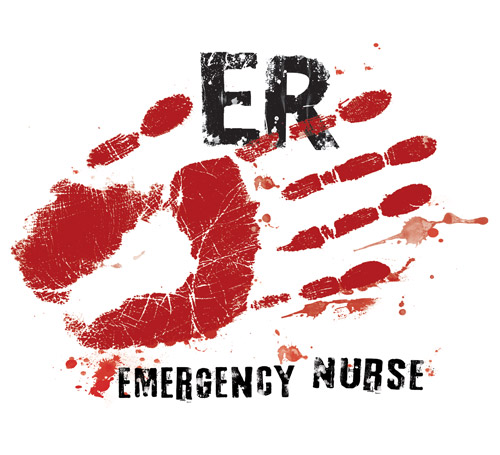 What does an emergency room (ER) nurse do?