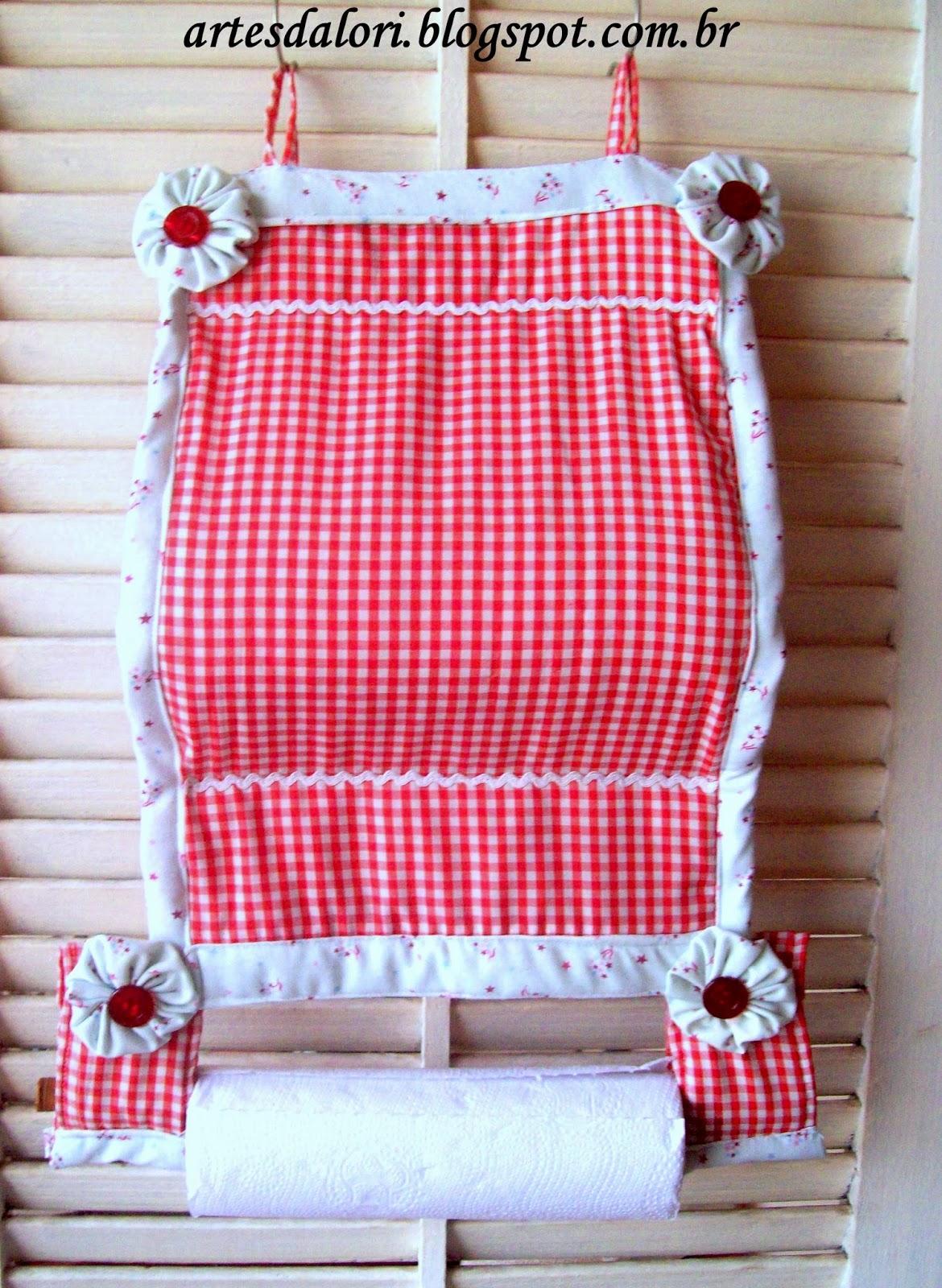 Suficiente Kit de Cozinha 5 PeçasArtes da Lori TO73