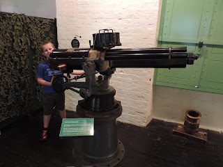 explosion museum of royal naval firepower gosport