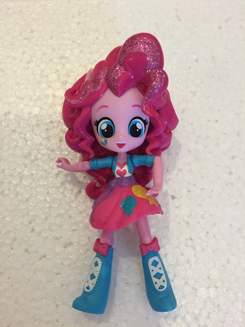 Equestria Girls Mini Glitter Pinkie Pie