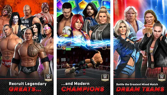 WWE Champions Mod Apk Latest