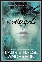 wintergirls review, laurie halse anderson
