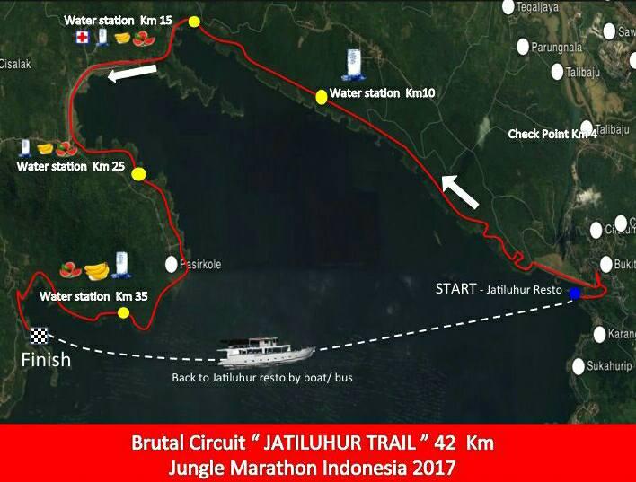 Jatiluhur Trail • 2017