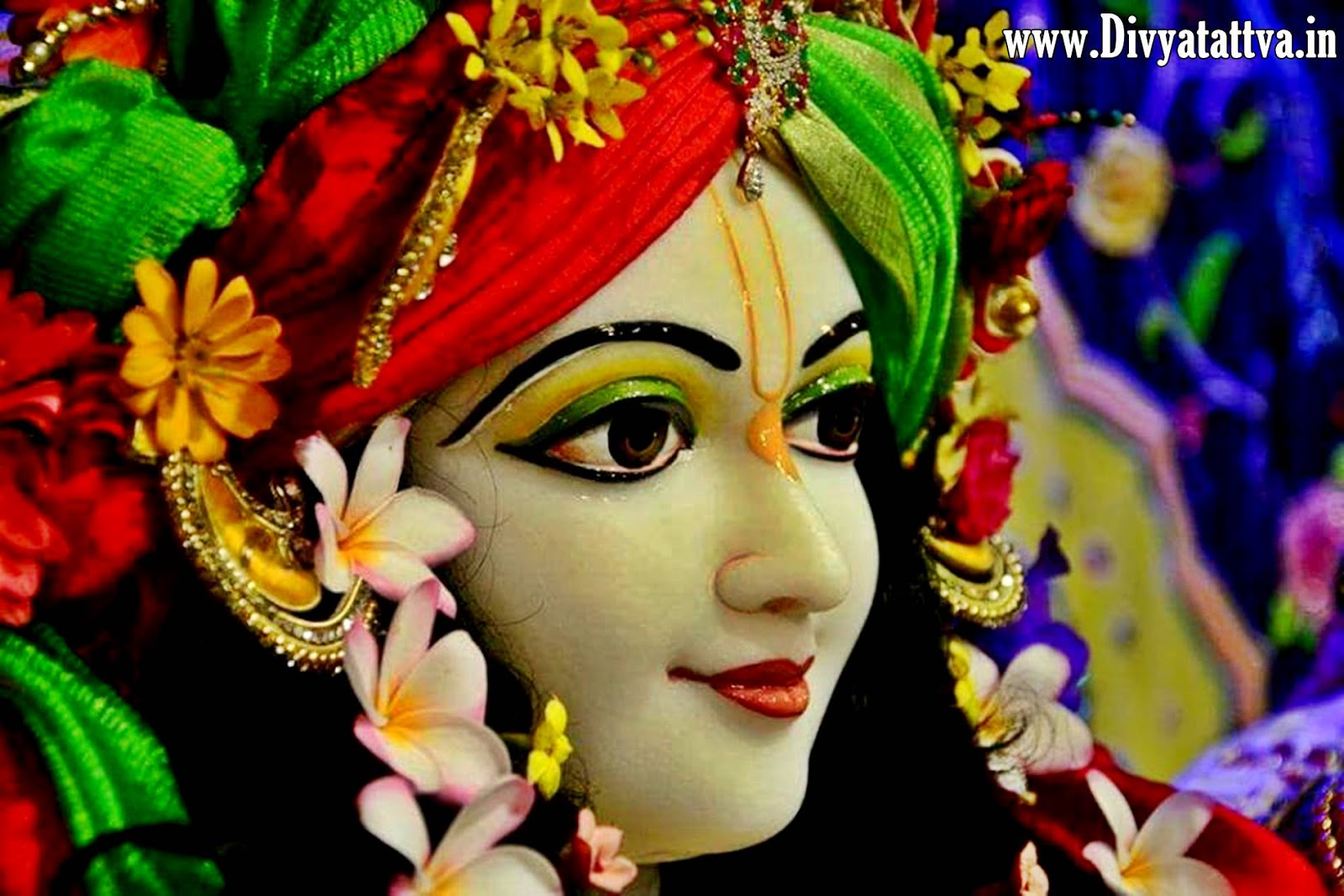 Shri krishna hd pc wallpaper