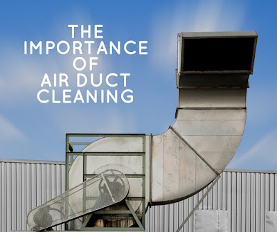 Esaplling air duct cleaning
