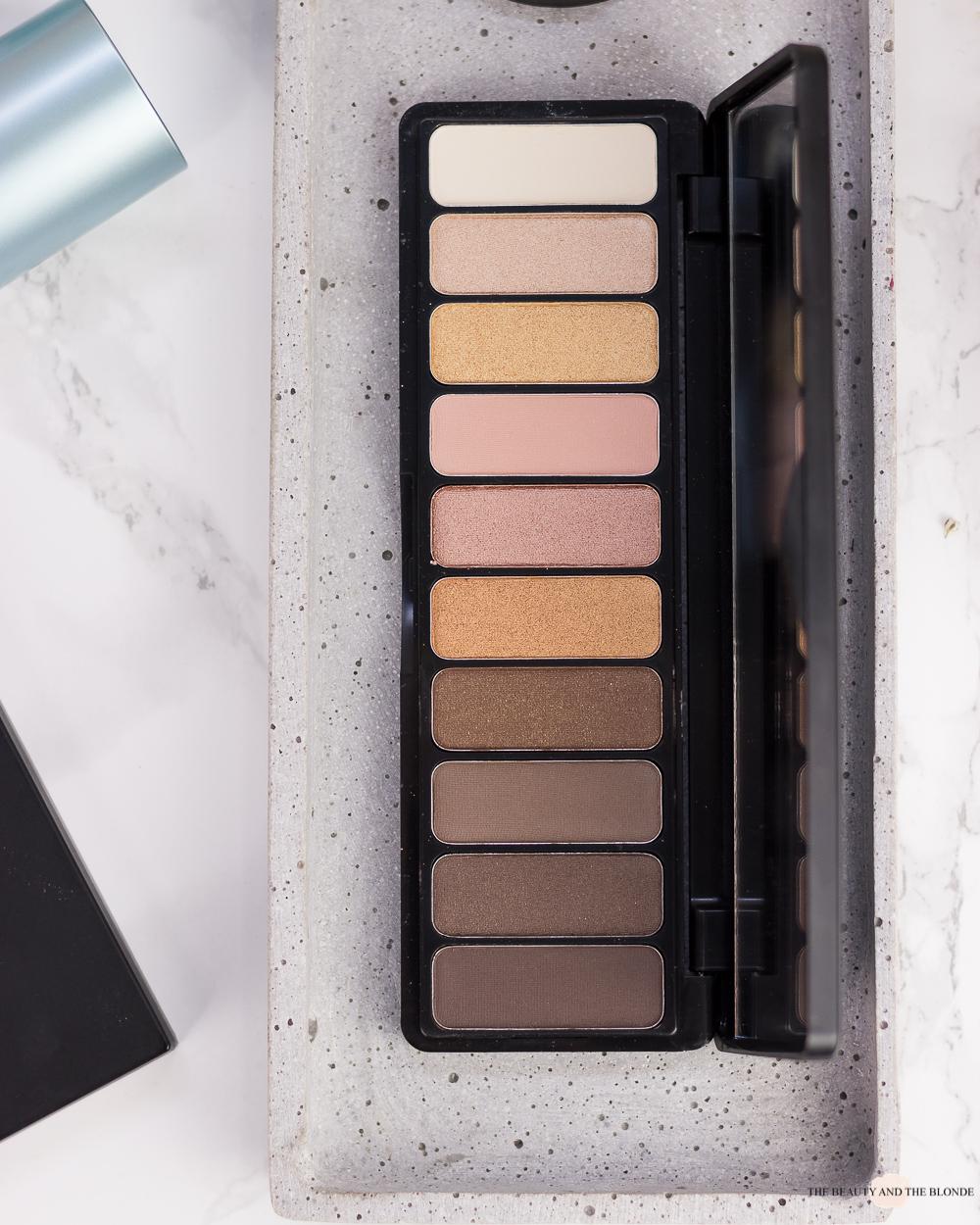 e.l.f. Cosmetics Eyeshadow Palette Need It Nude elf