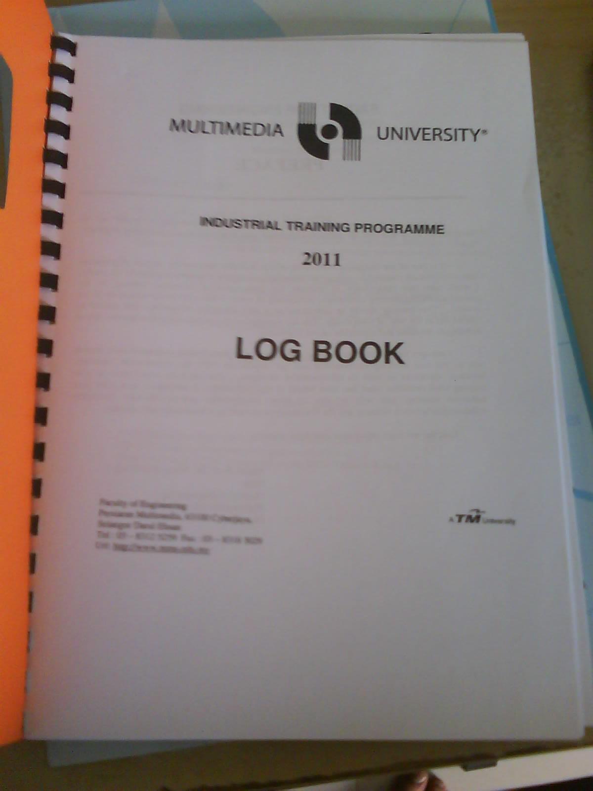 u7f18 u5206 u7684 u590f u5929  summer of the fate   internship   a thick log book