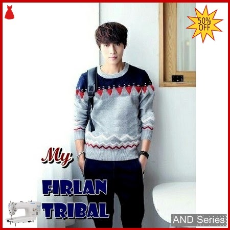 AND315 Sweater Pria Firlan Tribal Murah BMGShop