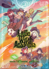 LITTLE WITCH ACADEMIA #3