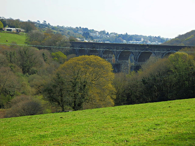 Gover Valley viaduct, Cornwall