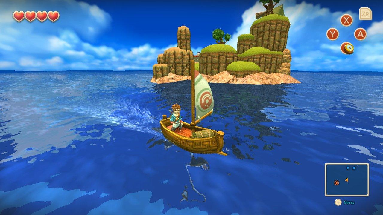 Gaming Sweet Gaming Review Oceanhorn Monster Of Uncharted Seas