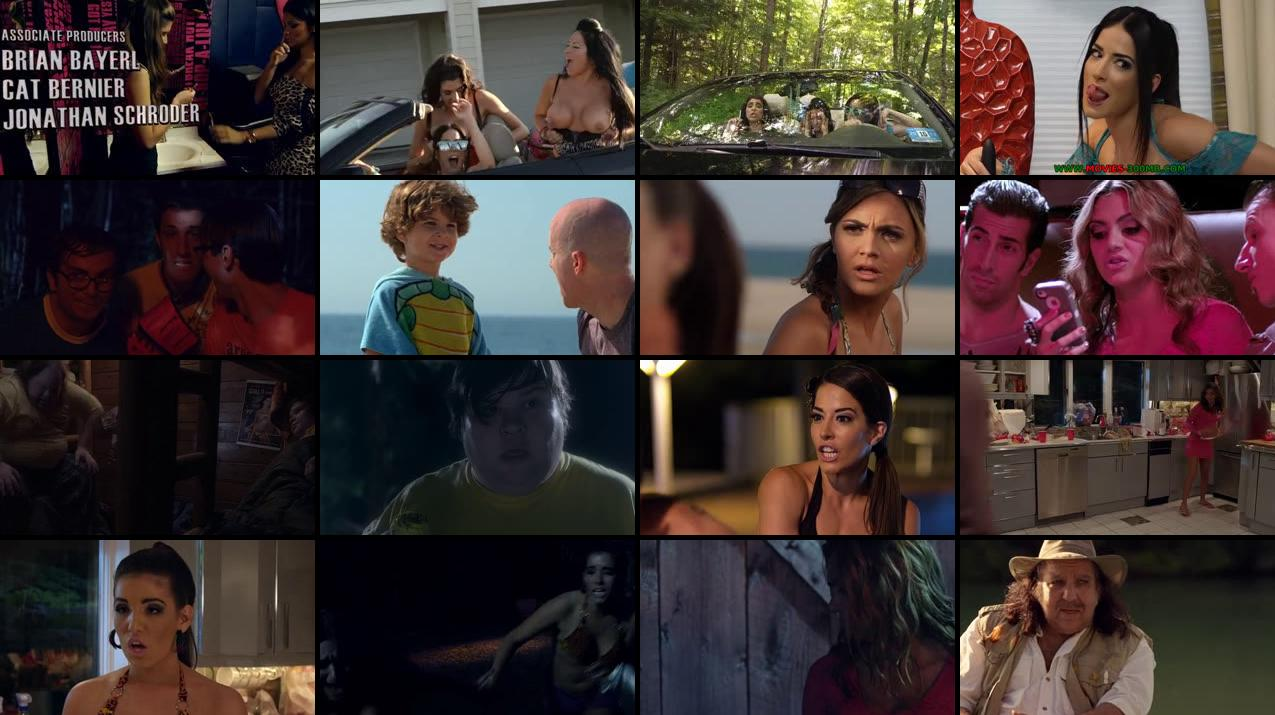 Jersey Shore Massacre 2014 DVDRip 400MB Screenshot