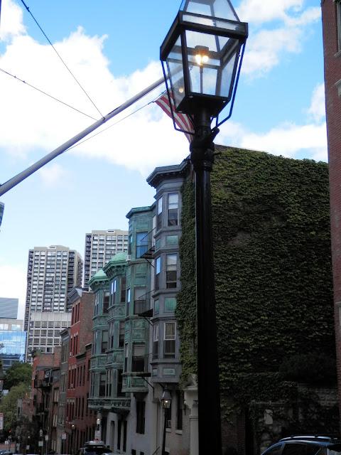 Quelques visites à faire à Boston