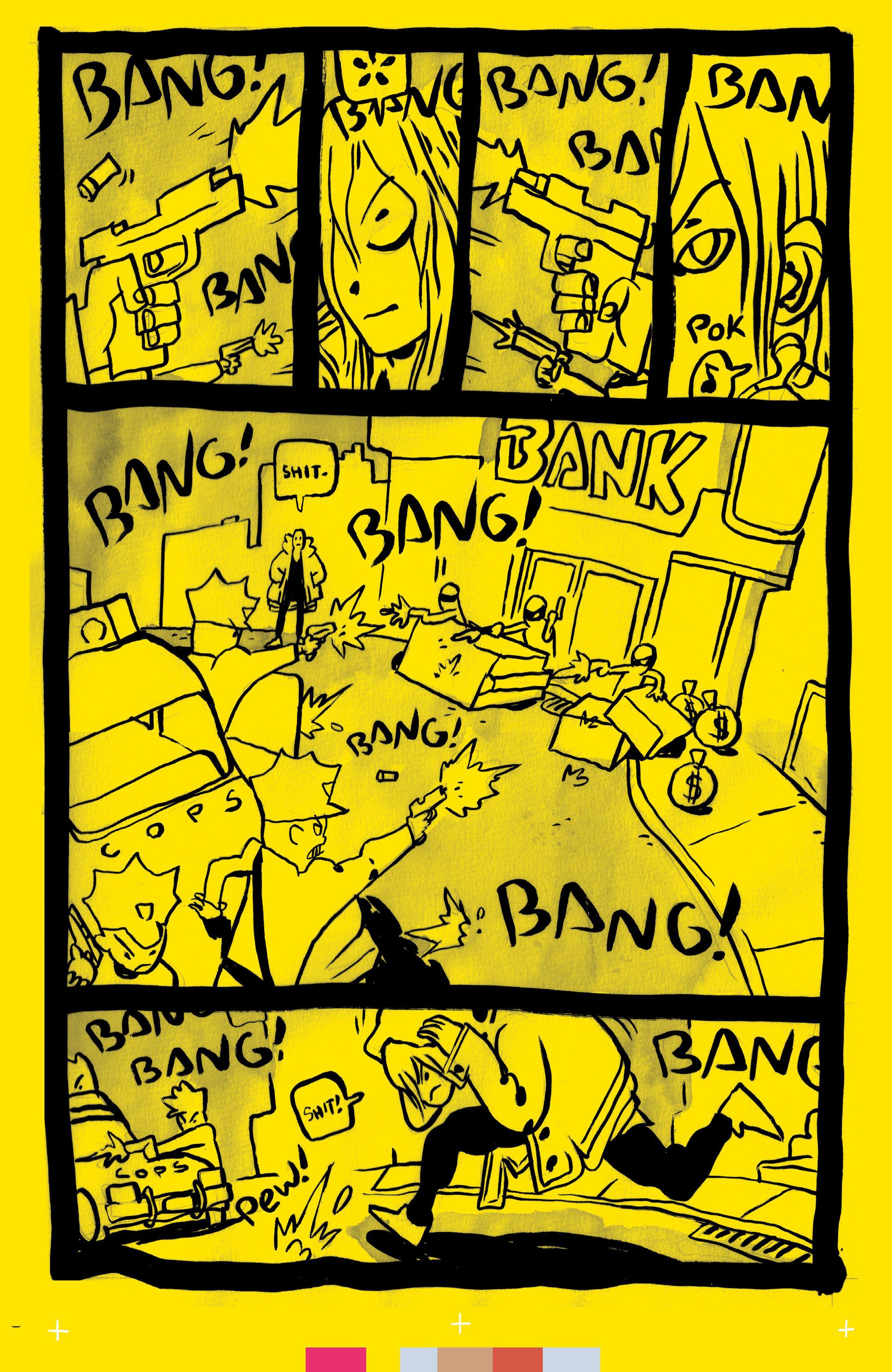 Read online Sun Bakery comic -  Issue #3 - 7