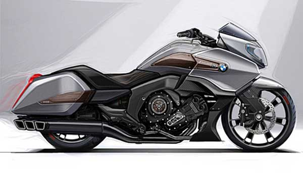 2017 BMW Motorrad Release K1300S