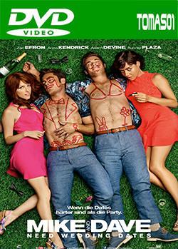 Mike y Dave: Los busca novias (2016) DVDRip