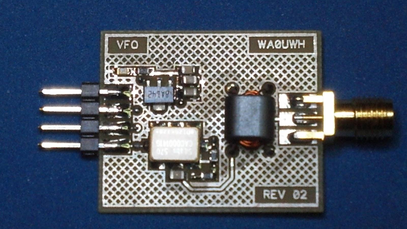 WA0UWH - Electronics & HAM Radio Blog: May 2014