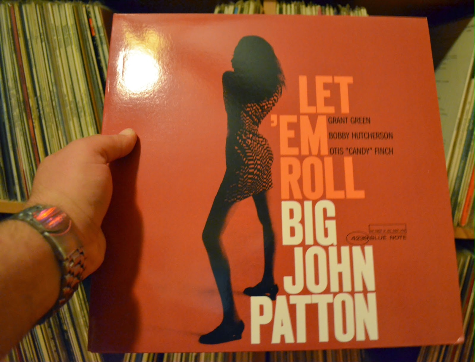 Spychedelic Sally: Big John Patton ...