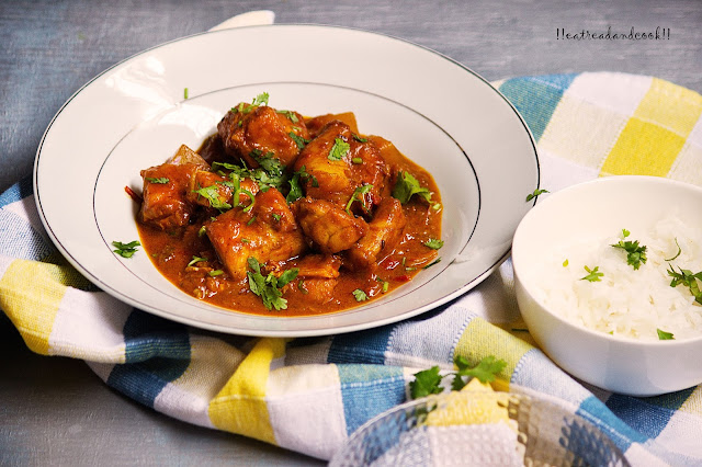 how to make Fish Jalfrezi / Macher Jalfrezi recipe and preparation