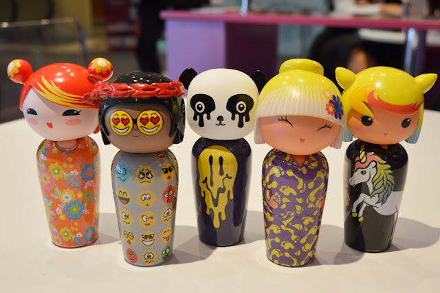 kokeshi jeremy scott Madrid