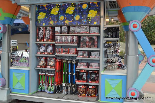 Hong Kong Disneyland Toy Stores