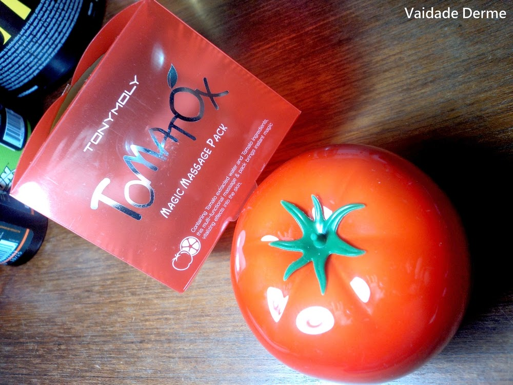 Tomatox Magic Massage da Tonymoly