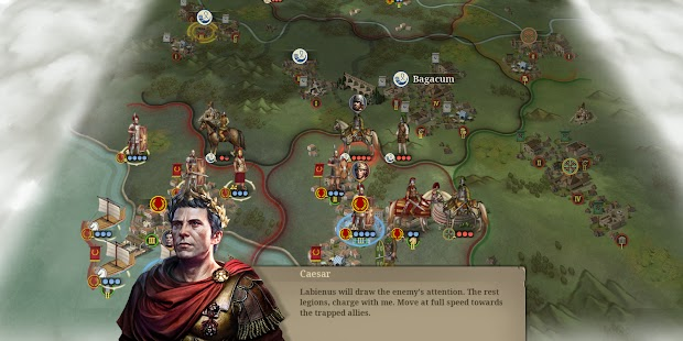 Great Conqueror: Rome Apk+Data Free on Android Game Download