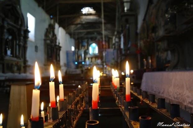 Santiago Leon de Chongos Bajo, Iglesia del Señor de Cani Cruz