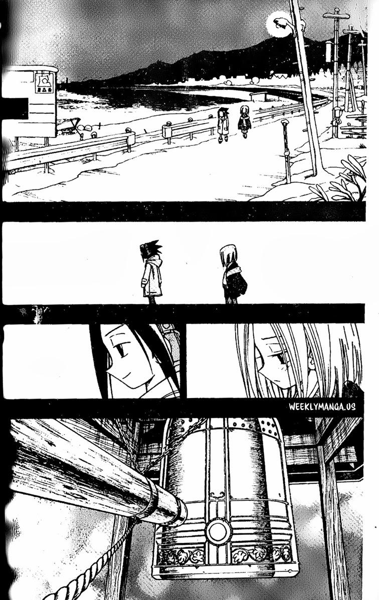 Shaman King [Vua pháp thuật] chap 171 trang 12