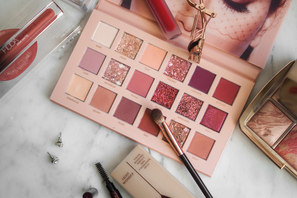 Huda-Beauty-New-Nude-Palette-swatches-review-Barely-There-Beauty-blog