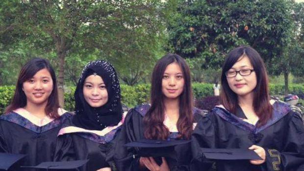 Cerita Perjuangan Muslimah yang Didiskriminasi Hingga Penentangan, Karena Memakai Jilbab di Tiongkok
