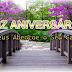 Mensagem de aniversário - Que Deus Abençoe