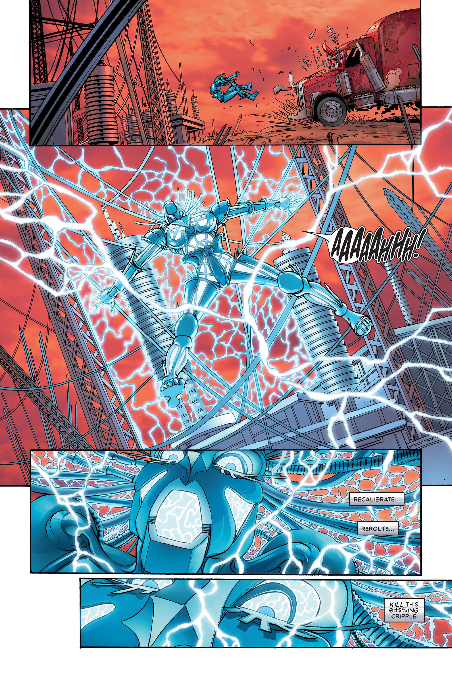 Read online Astonishing X-Men (2004) comic -  Issue #11 - 8