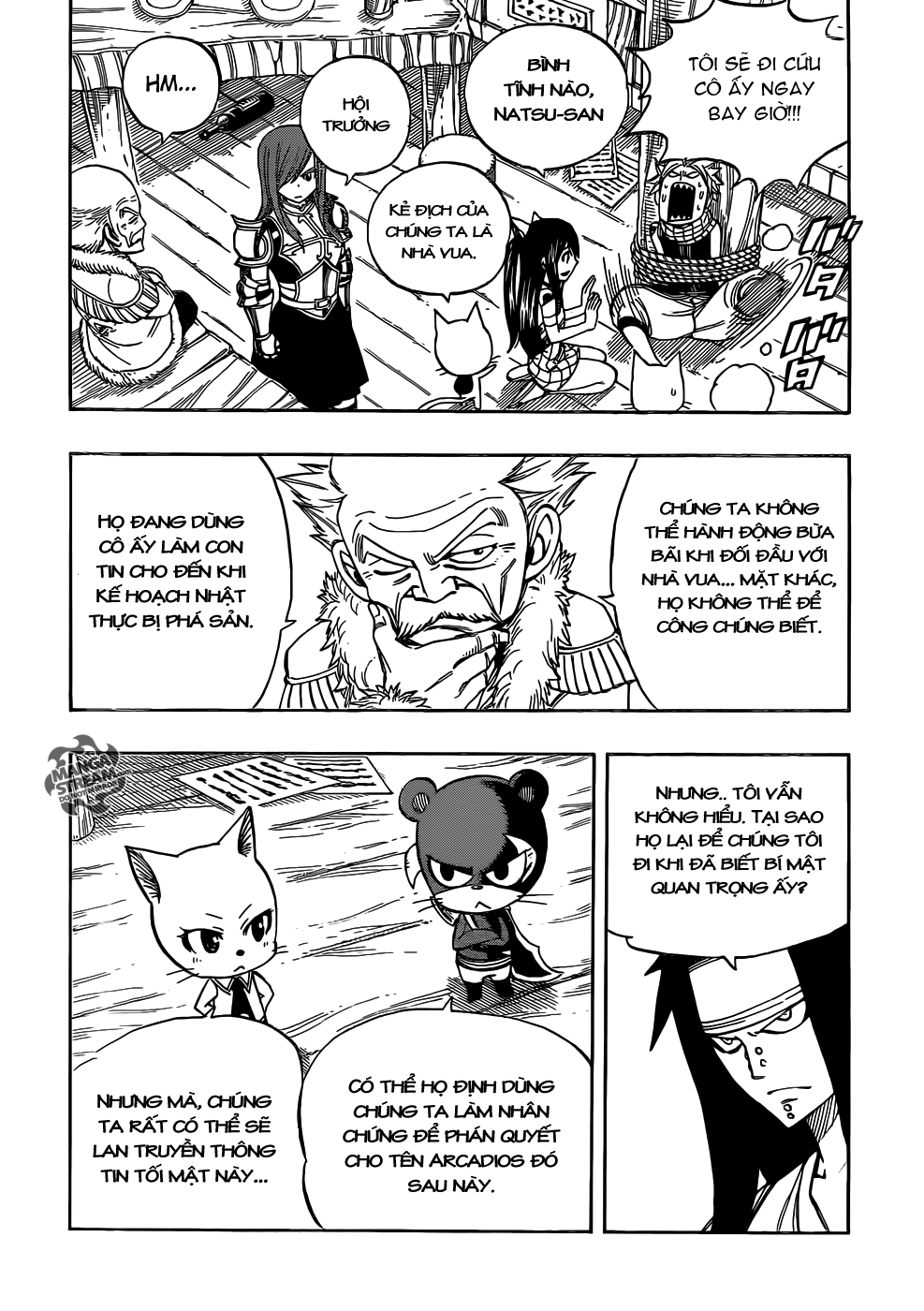Fairy Tail chap 303 trang 4