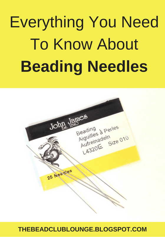 Find out everything you need to know about beading needles in this handy guide.