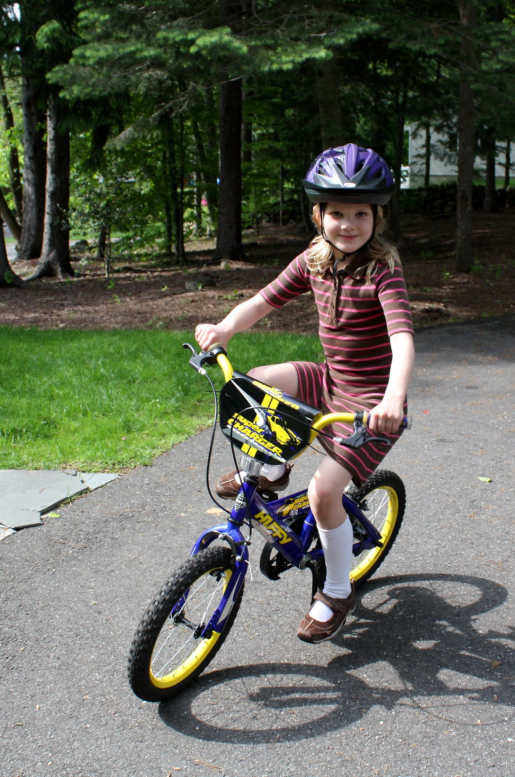 Sweet And Simple Things Learning To Ride A Bike