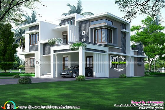 3017 square feet 4 bedroom modern contemporary home