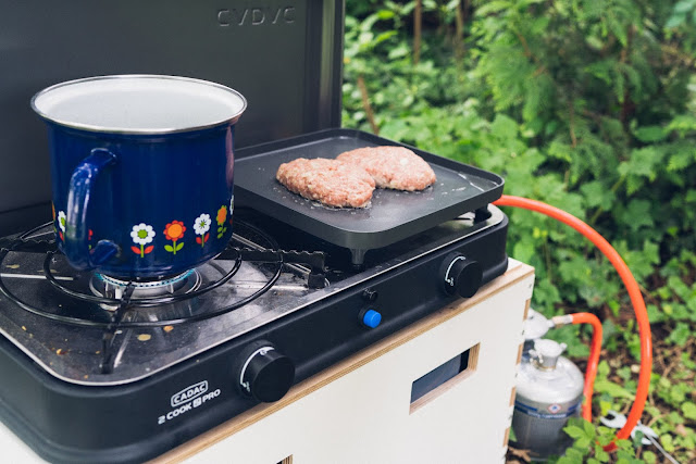 Cadac 2-Cook 2 Pro Deluxe Gasgrill 09