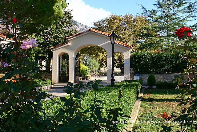 St.Gerasimos, Kefalonia