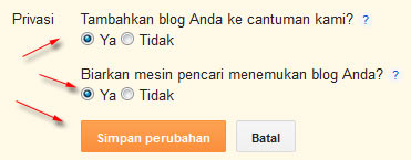 privasi blogger