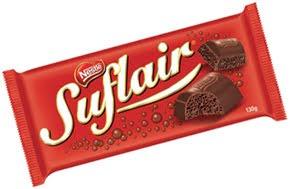 Com a chegada do novo milênio a Nestlé foi aperfeiçoando a tecnologia  exclusiva do chocolate 562139f57efba