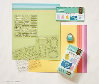 Cricut® Artfully Sent Collection